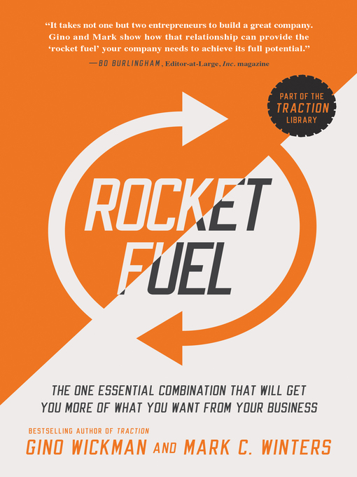 Title details for Rocket Fuel by Gino Wickman - Available