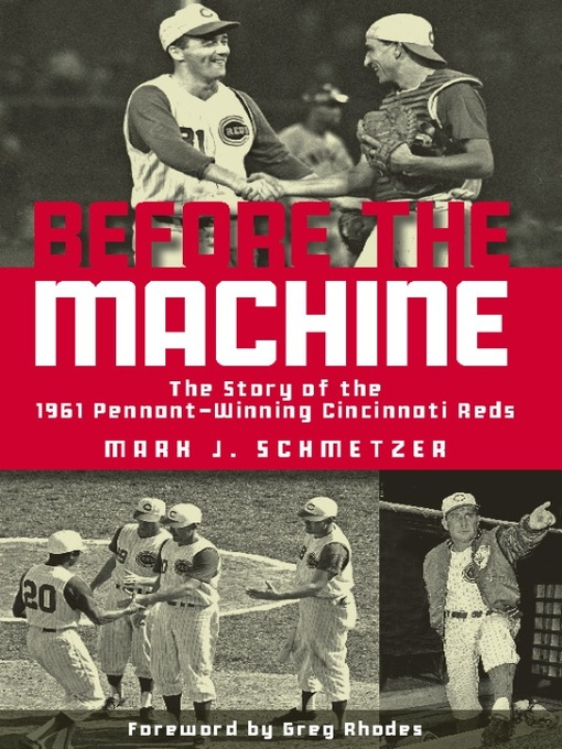 Title details for Before the Machine by Mark Schmetzer - Available