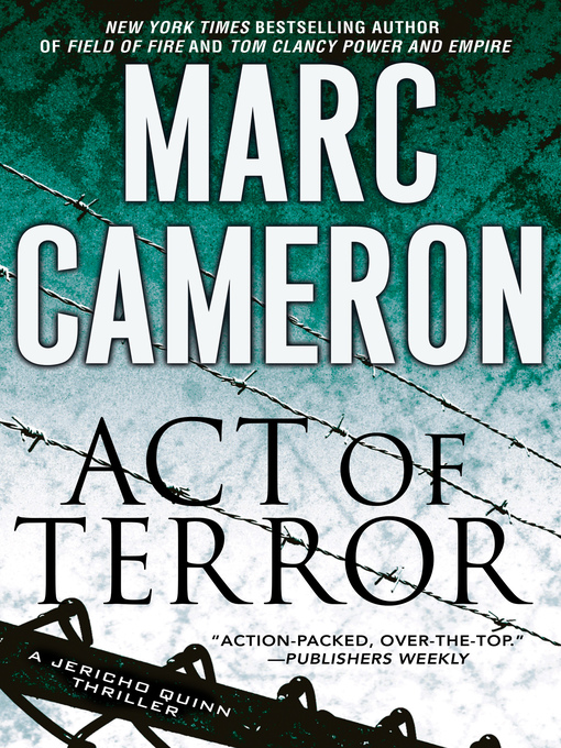 Title details for Act of Terror by Marc Cameron - Wait list