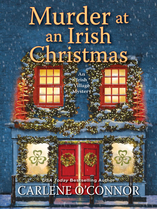 Title details for Murder at an Irish Christmas by Carlene O'Connor - Wait list