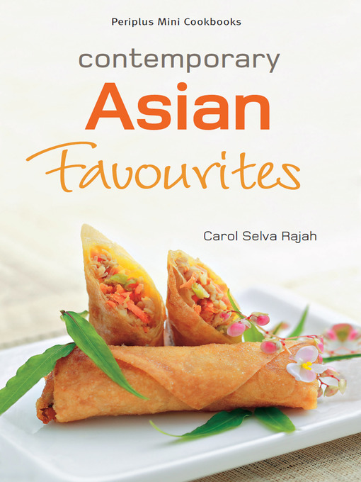 Mini Contemporary Asian Favourites National Library Board