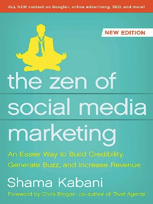 Title details for The Zen of Social Media Marketing by Shama Kabani - Available