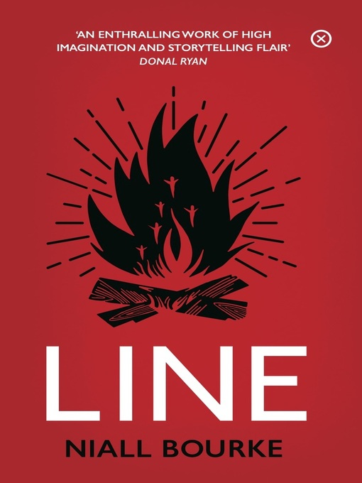 Title details for Line by Niall Bourke - Wait list