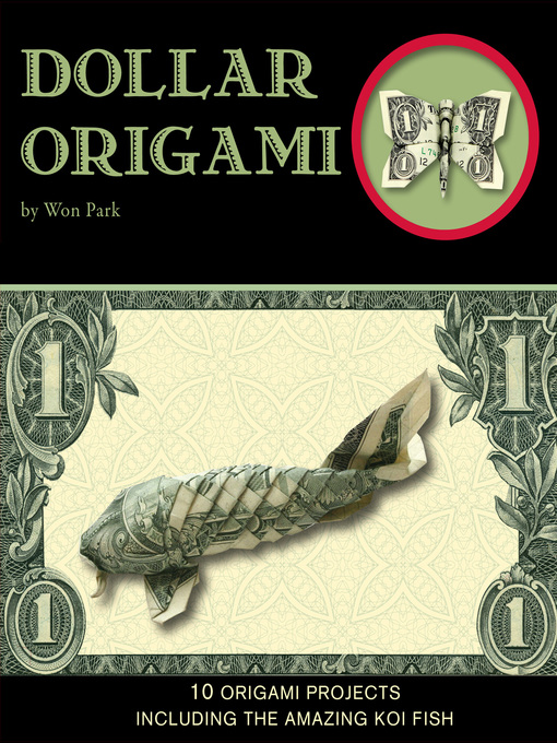 Title details for Dollar Origami by Won - Available