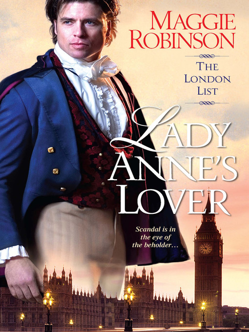 Title details for Lady Anne's Lover by Maggie Robinson - Available