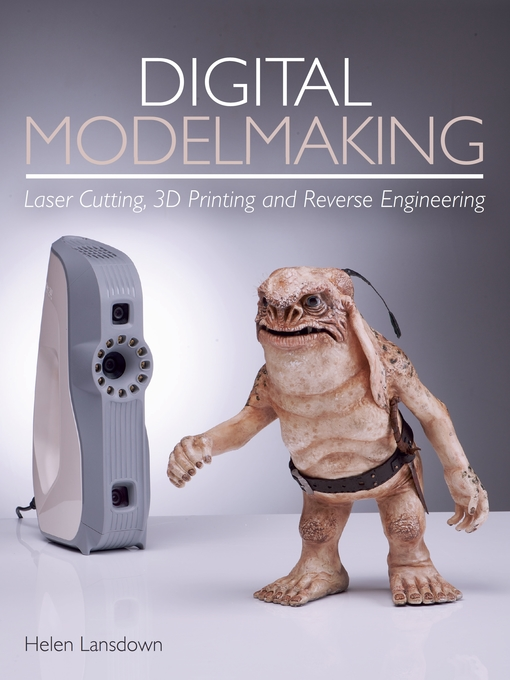 Cover of Digital Modelmaking