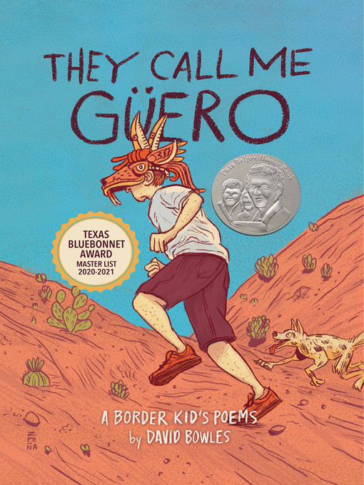 Title details for They Call Me Güero by David Bowles - Available