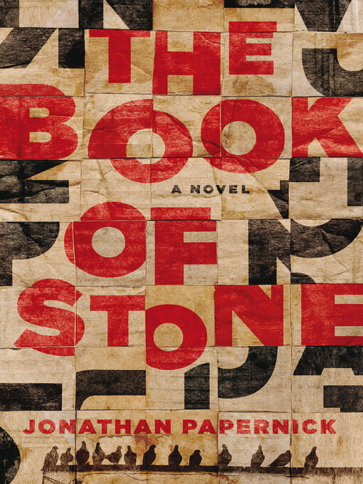 Cover of The Book of Stone