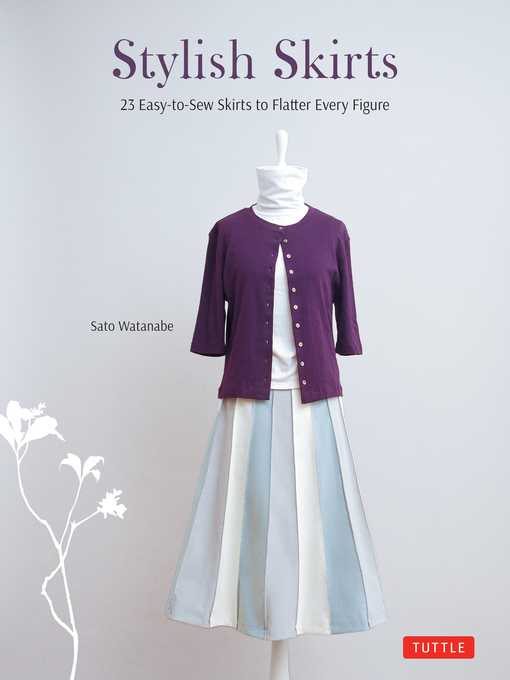 Title details for Stylish Skirts by Sato Watanabe - Wait list