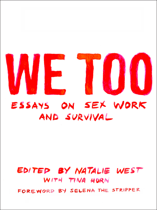 Title details for We Too by Natalie West - Available