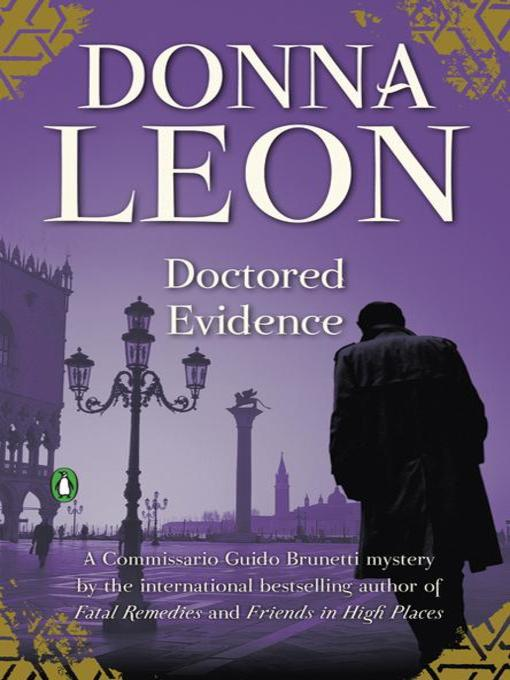 Title details for Doctored Evidence by Donna Leon - Wait list
