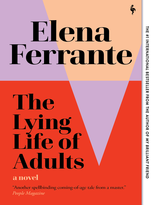 Cover image for book: The Lying Life of Adults