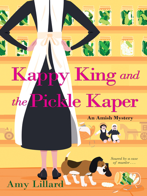 Title details for Kappy King and the Pickle Kaper by Amy Lillard - Available