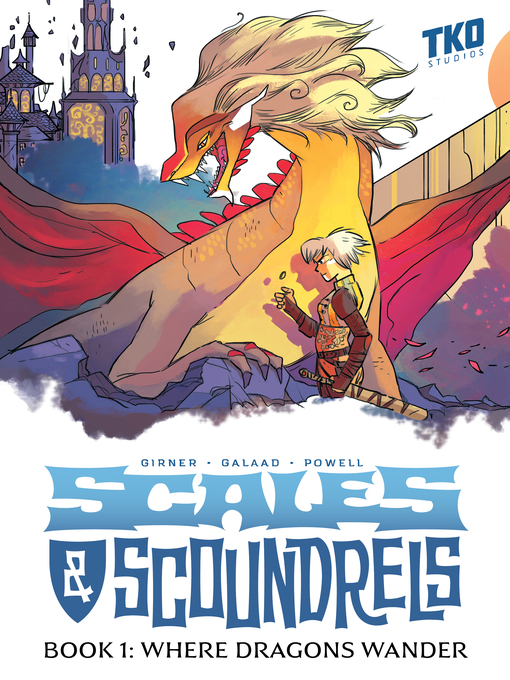 Title details for Scales & Scoundrels Definitive Edition Book 1 by Sebastian Girner - Available