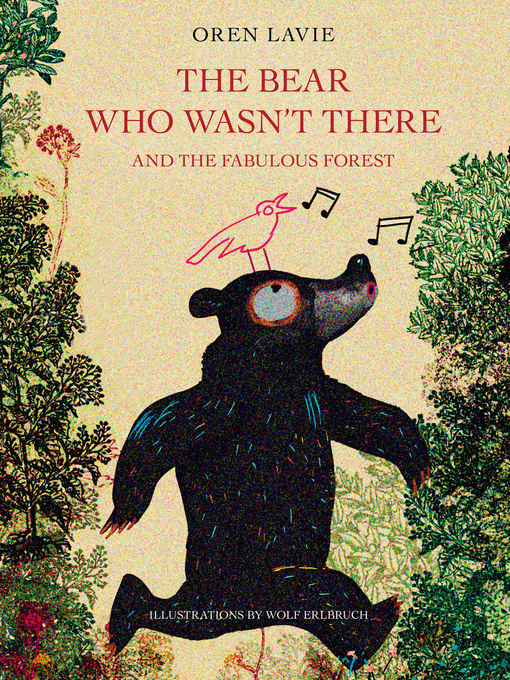 Cover of The Bear Who Wasn't There