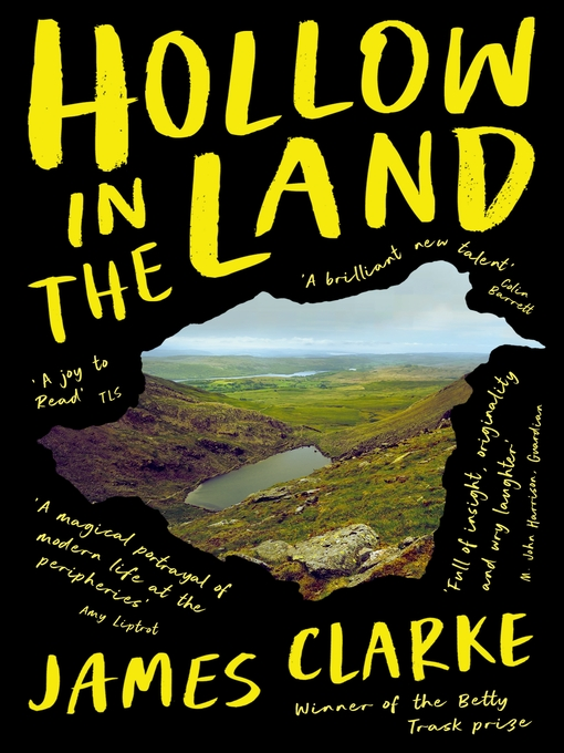 Title details for Hollow in the Land by James Clarke - Available