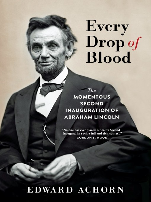Title details for Every Drop of Blood by Edward Achorn - Available