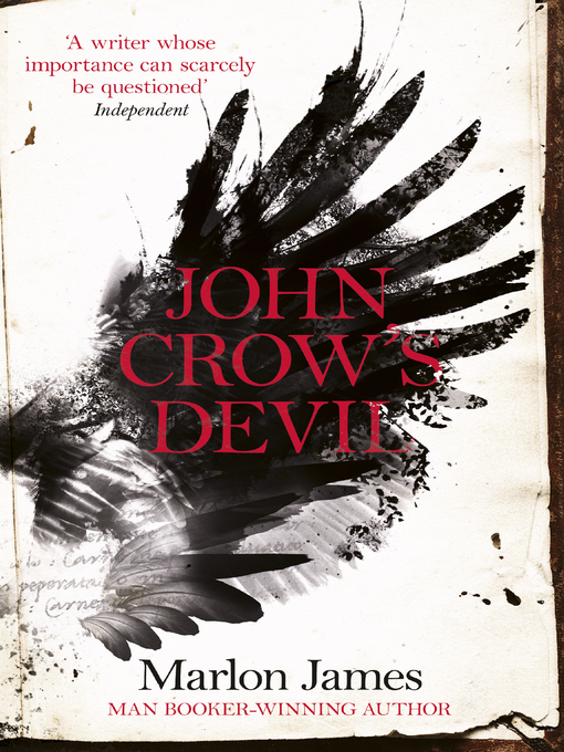 Cover of John Crow's Devil