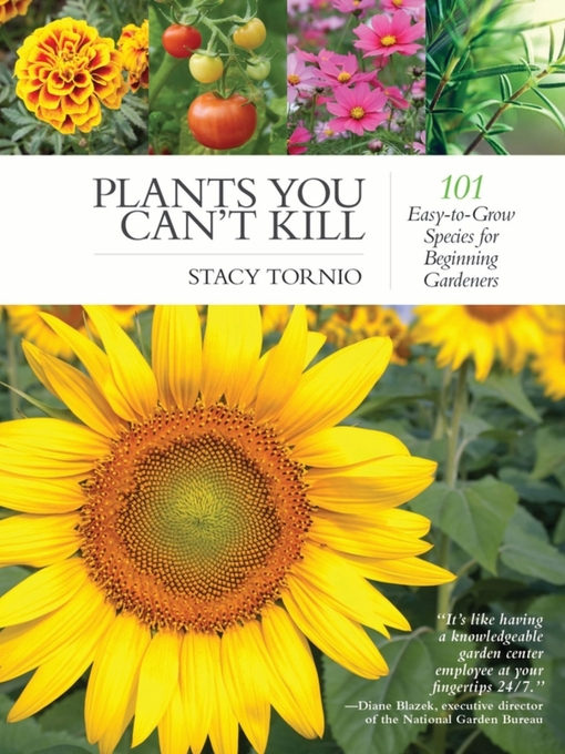 Title details for Plants You Can't Kill by Stacy Tornio - Wait list