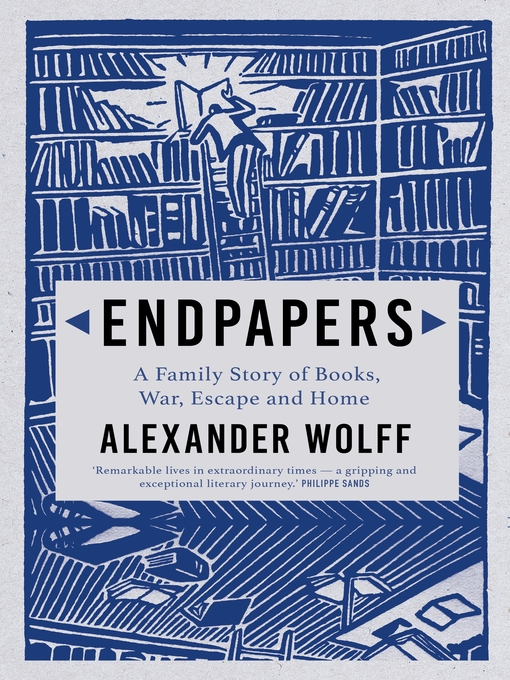 Title details for Endpapers by Alexander Wolff - Available