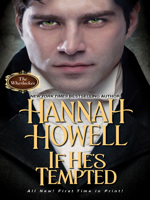 Title details for If He's Tempted by Hannah Howell - Available