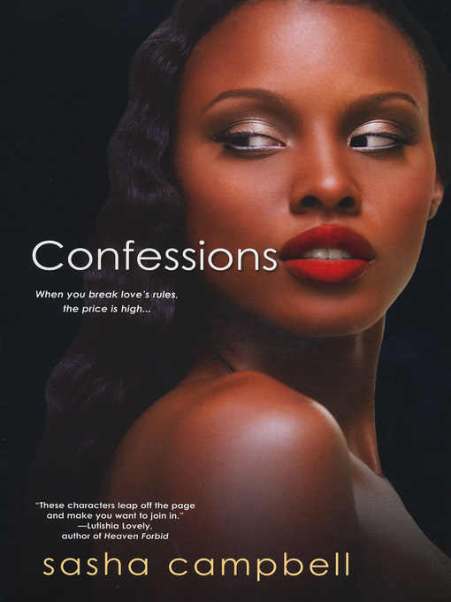 Title details for Confessions by Sasha Campbell - Wait list