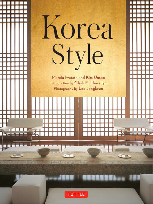 Title details for Korea Style by Marcia Iwatate - Available