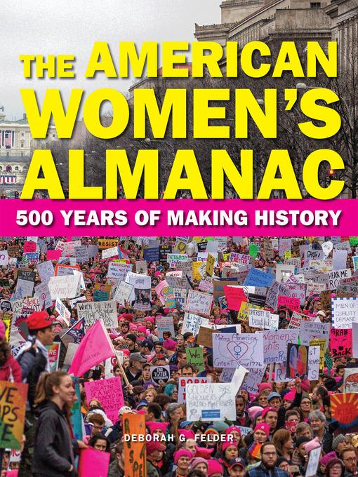Title details for The American Women's Almanac by Deborah G. Felder - Available