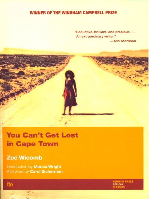 Title details for You Can't Get Lost in Cape Town by Zoë Wicomb - Available