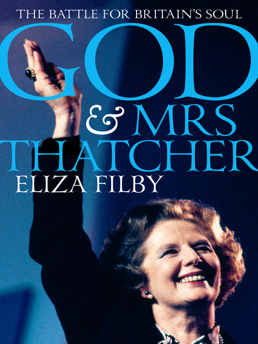 Cover of God and Mrs Thatcher