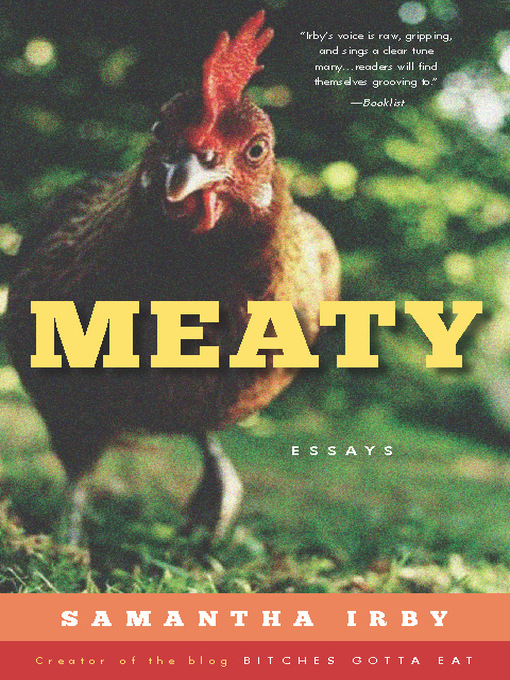 Title details for Meaty by Samantha Irby - Wait list