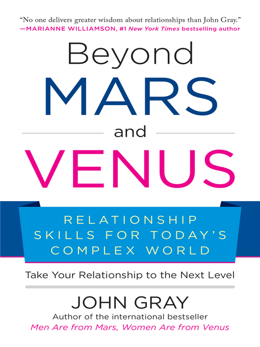 Title details for Beyond Mars and Venus by John Gray - Wait list