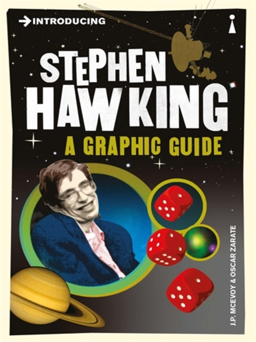 Cover of Introducing Stephen Hawking