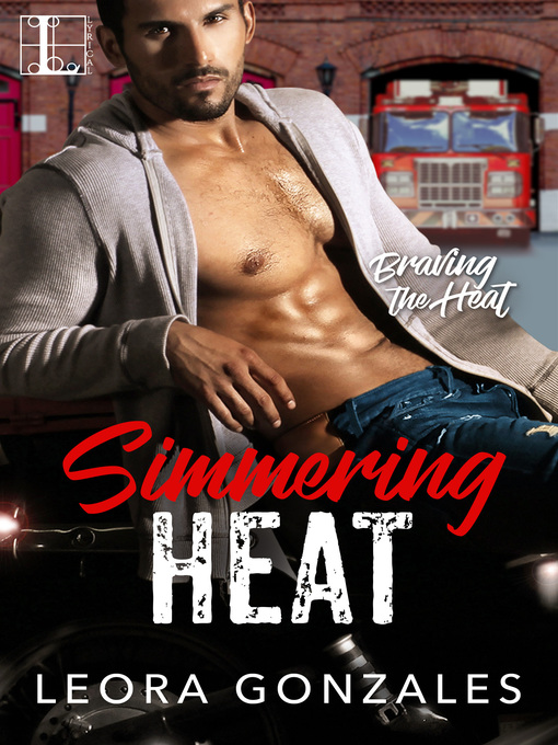 Title details for Simmering Heat by Leora Gonzales - Available