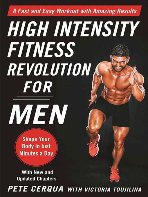Cover of High Intensity Fitness Revolution for Men