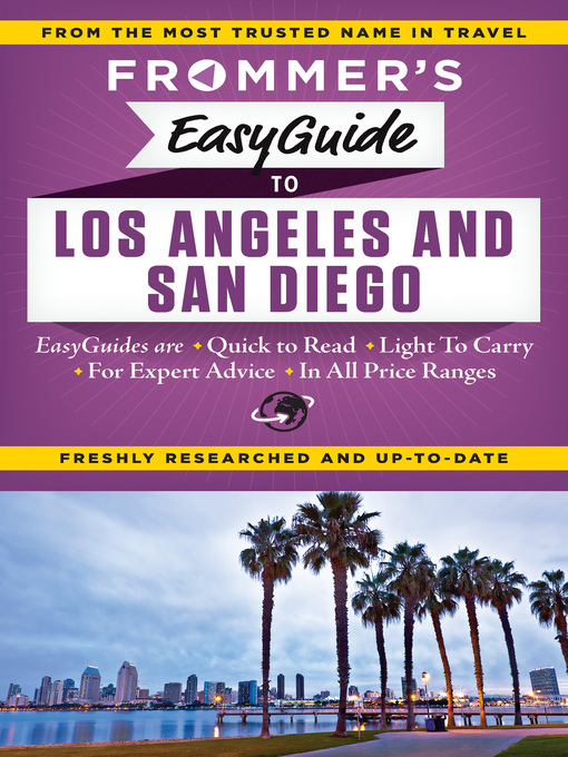 Title details for Frommer's EasyGuide to Los Angeles and San Diego by Christine  Delsol - Available