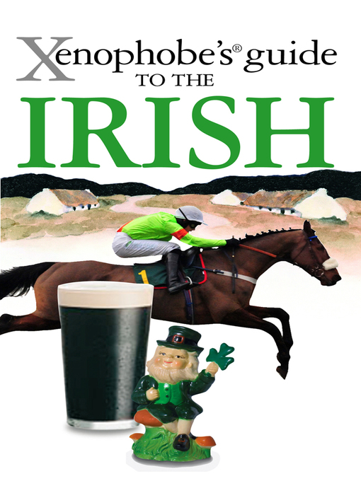 Title details for The Xenophobe's Guide to the Irish by Frank McNally - Available