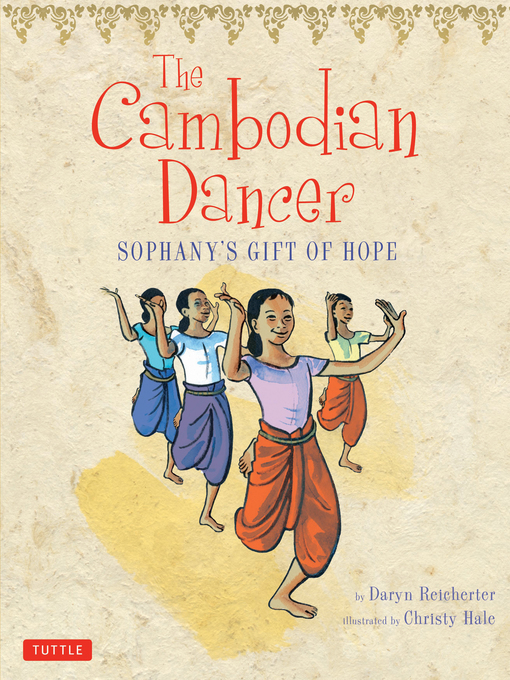 Cover of Cambodian Dancer