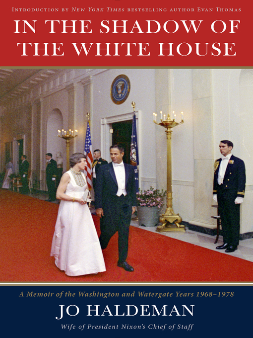 Title details for In the Shadow of the White House by Jo Haldeman - Wait list