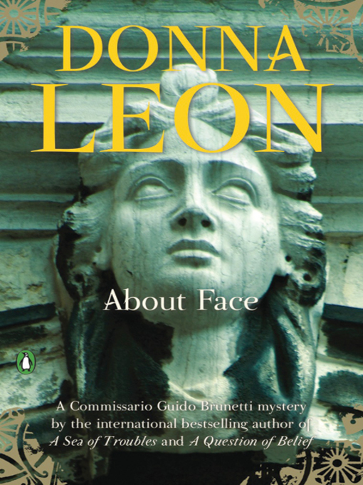 Title details for About Face by Donna Leon - Available