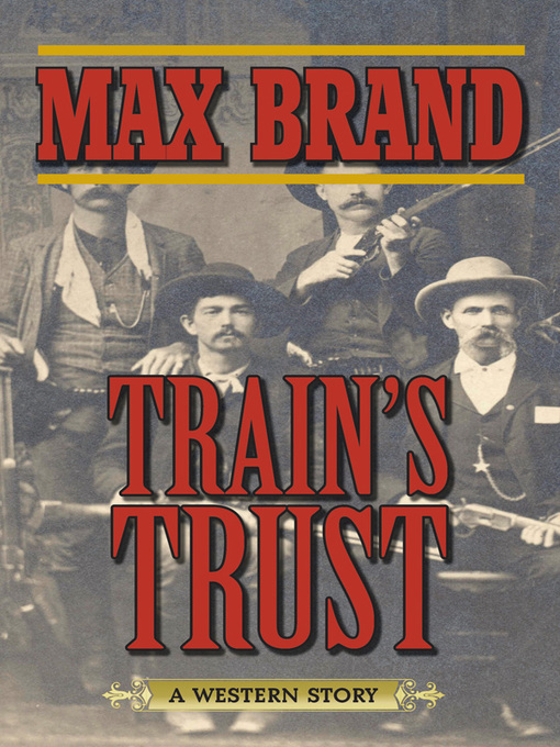 Cover of Train's Trust