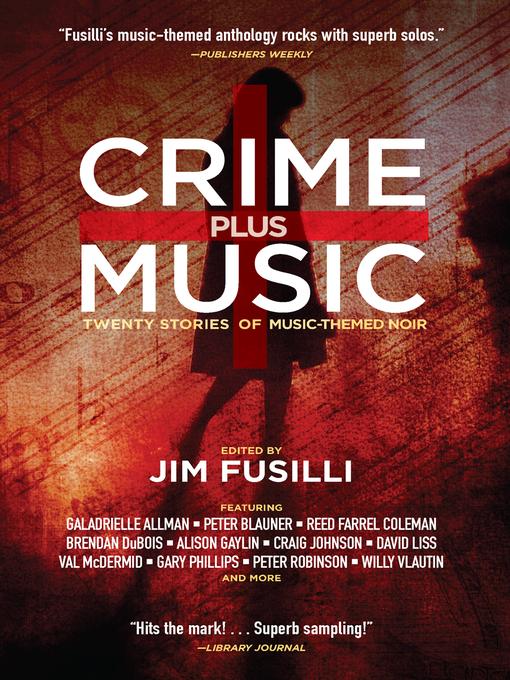 Title details for Crime Plus Music by Jim Fusilli - Available