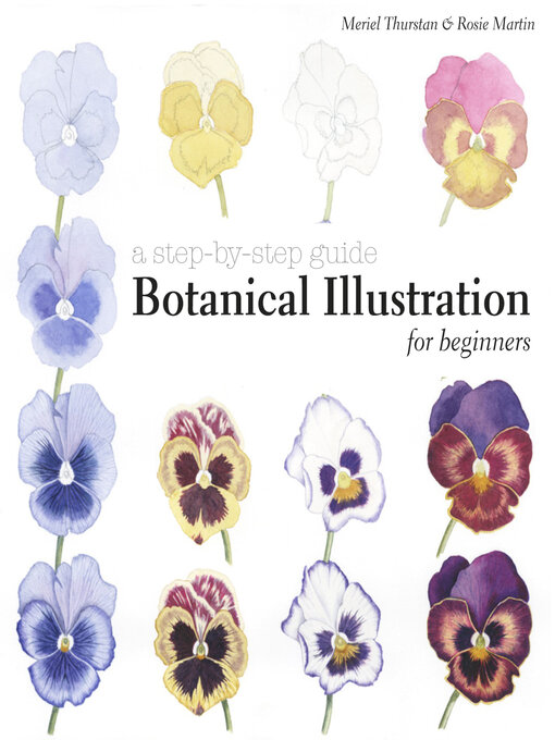 Title details for Botanical Illustration for Beginners by Meriel Thurstan - Available