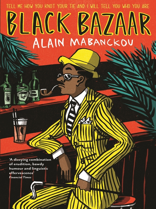Cover of Black Bazaar
