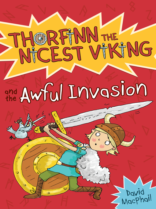 Title details for Thorfinn and the Awful Invasion by David MacPhail - Wait list