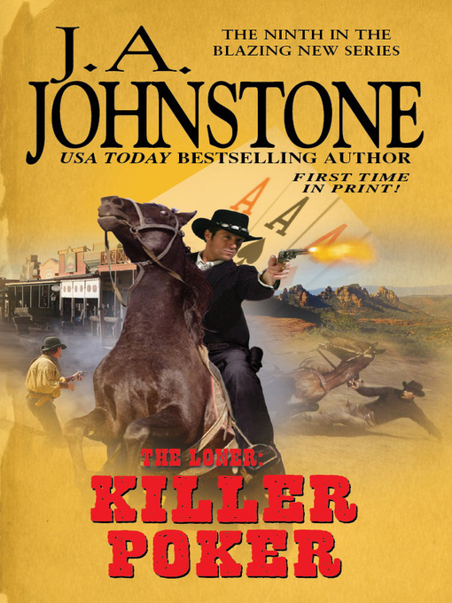 Title details for Killer Poker by J.A. Johnstone - Available