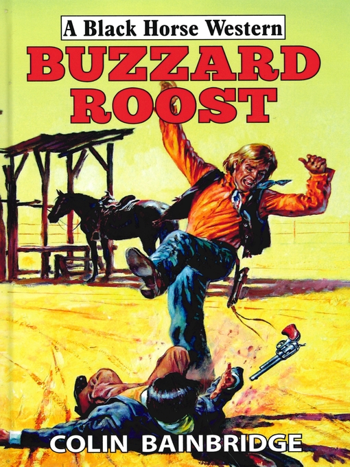 Title details for Buzzard Roost by Colin Bainbridge - Available