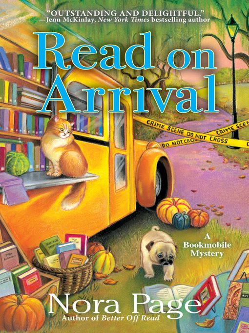 Title details for Read on Arrival by Nora Page - Available