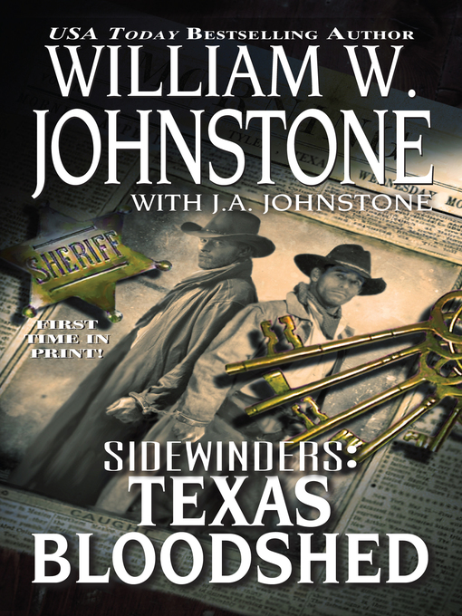 Title details for Texas Bloodshed by William W. Johnstone - Available