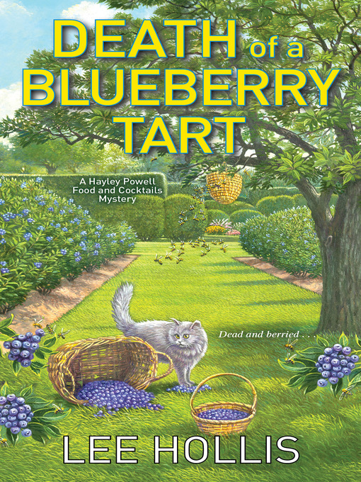 Title details for Death of a Blueberry Tart by Lee Hollis - Wait list